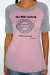 Milk t shirt maternity wear funky muma-pink