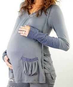 Tigger hoodie breastfeeding maternity funky muma pewterii
