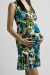 Carmelita blue 2 pregnant funky muma breastfeeding pregnancy maternity wear