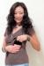 Casey top brown breastfeed funky muma breastfeeding pregnancy maternity wear