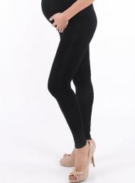 Leggings black  pregnant funky muma breastfeeding pregnancy maternity wear