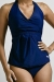 Halter tankini nursing funky muma breastfeeding pregnancy maternity wear